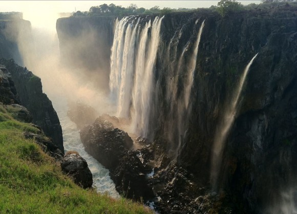 African Safari 3D -Afrikanische Landschaft