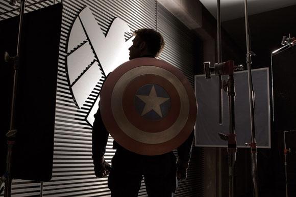 Captain America 2- Winter Soldier- Dreharbeiten