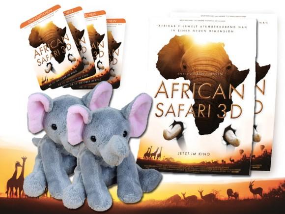Gewinne African Safari