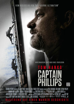 Plakat - Captain Philips