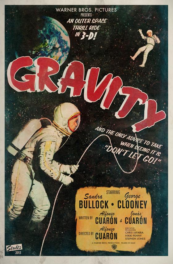 gravity-retro-poster