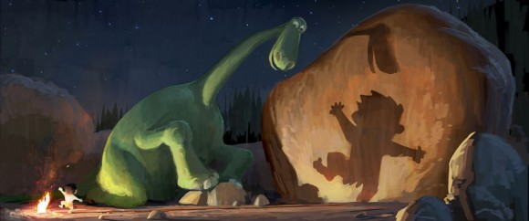 THE GOOD DINOSAUR- Concept Art
