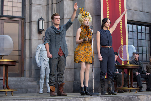 Catching Fire - Szenenbild 1