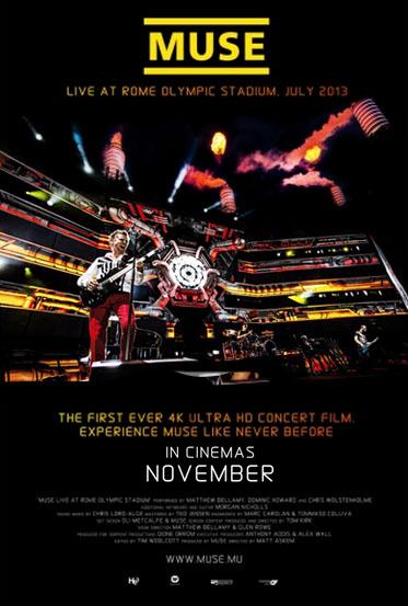 Muse- UHD 4K Concert