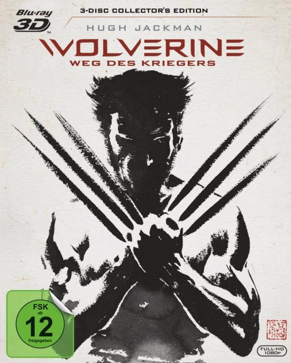 Wolverine - Weg des Kriegers Blu-ray 3D Extended