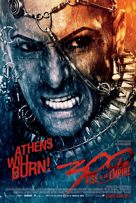 300 Rise of an Empire-Xerxes-Characterposter