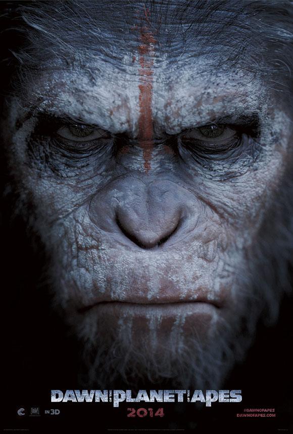 Motioncapture-Meister Andy Serkis spielt erneut den Hauptcharakter Caesar in Planet der Affen-Revolution