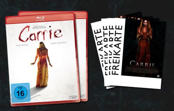 Gewinne Carrie