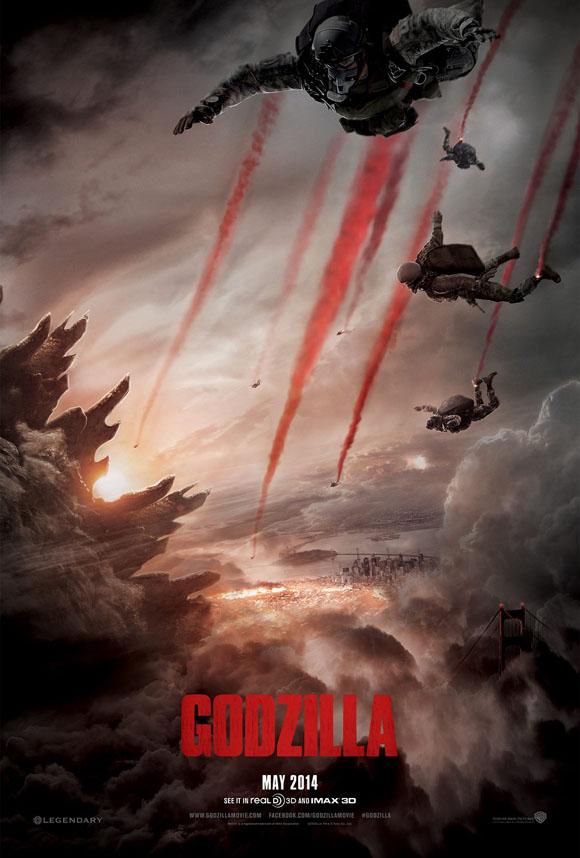 Godzilla- Poster