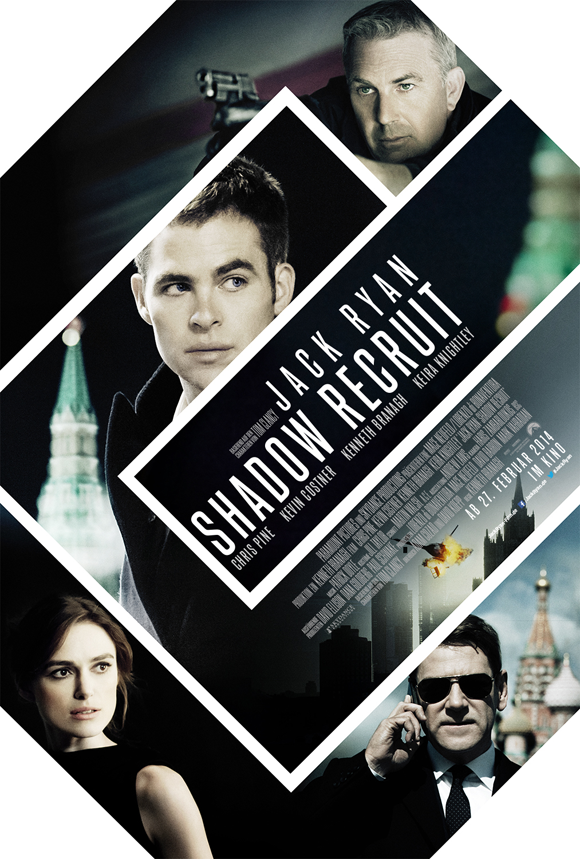 Jack Ryan- Shadow Recruit - IMAX
