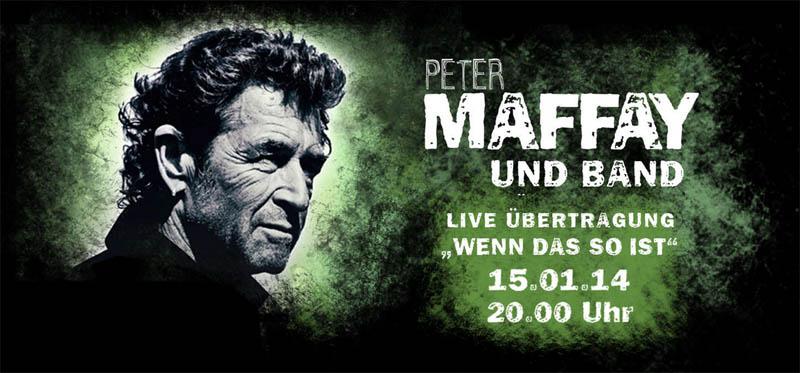 Peter Maffay- Wenn das so ist- Banner