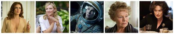 Oscars 2014 - Beste weibliche Hauptrolle