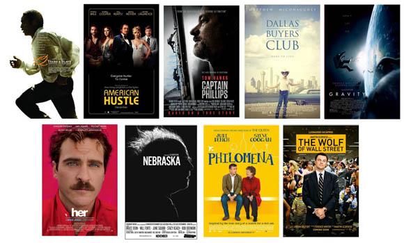 Oscars 2014 - Bester Film