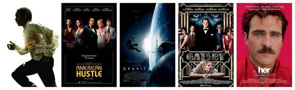 Oscars 2014 - Bestes Szenenbild