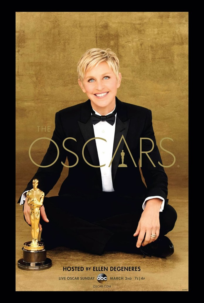 Oscars2014_Poster_EllenDeGeneres_onesheet