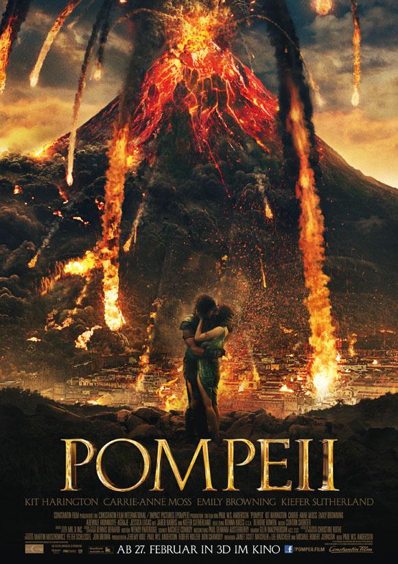 Pompeii -Plakat
