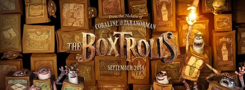 Boxtrolls- Banner