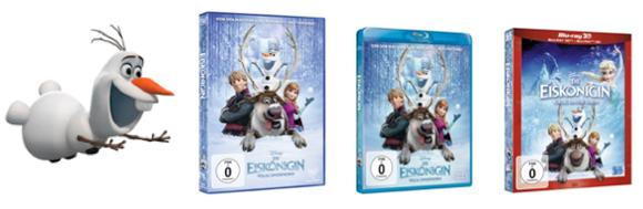 Frozen- Die Eiskönigin