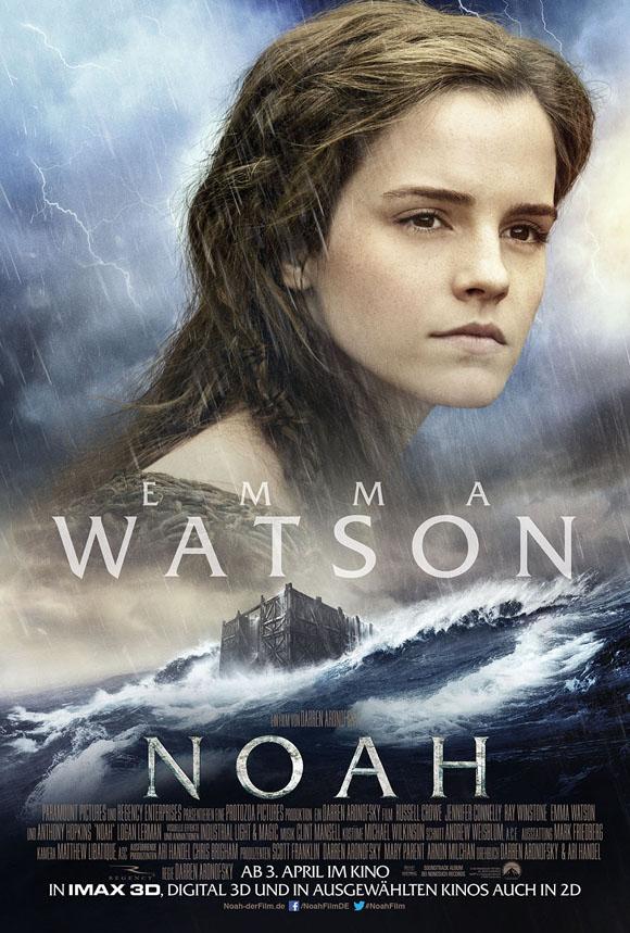 NOAH- Charakterposter Emma Watson
