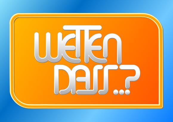 Logo Wetten Dass