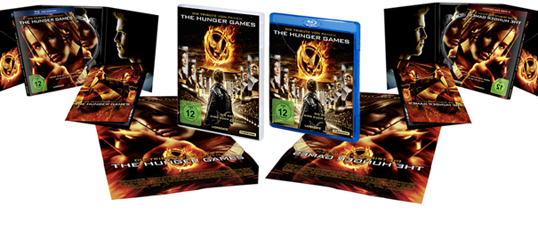 Tribute von Panem -Homeentertainment