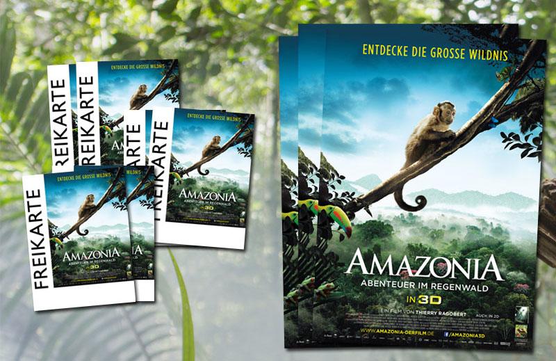 Gewinne Amazonia 3D