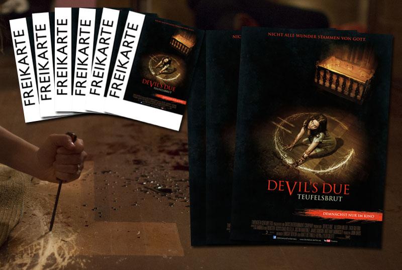 Gewinne Devil's Due