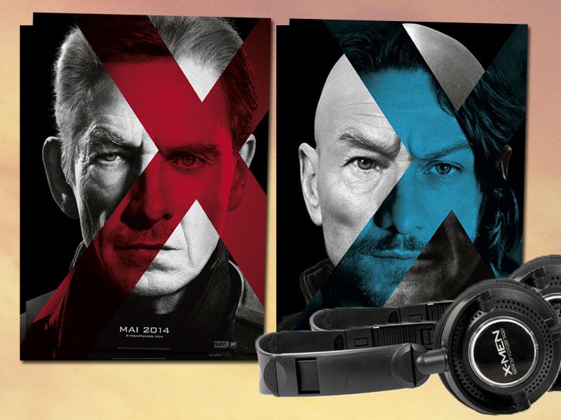 Gewinne X-Men- Zukunft ist Vergangenheit