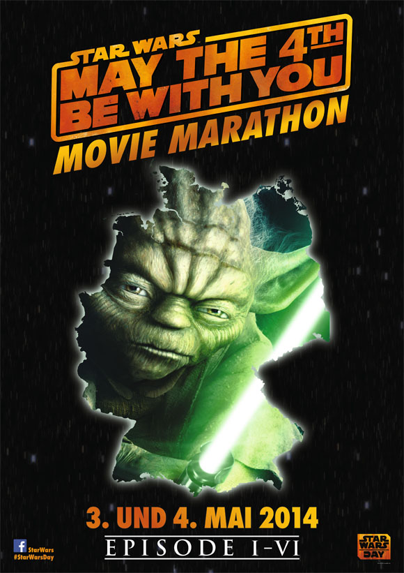 STAR WARS MOVIE MARATHON