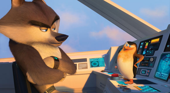Die Pinguine aus Madagascar - Szenenbild 1