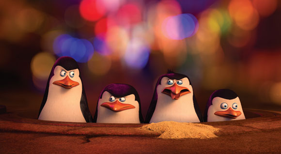 Die Pinguine aus Madagascar - Szenenbild 3