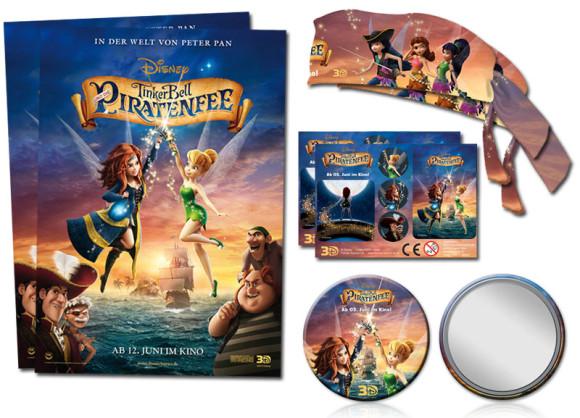 Gewinne Tinkerbell und die Piratenfee