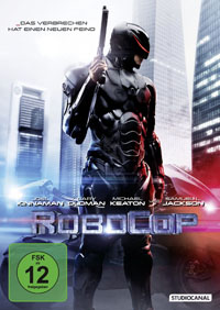 Robocop - Cover DVD