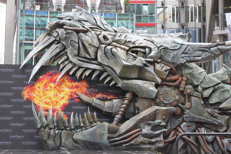 Transformers 4 Europapremiere - Szenenbild 11