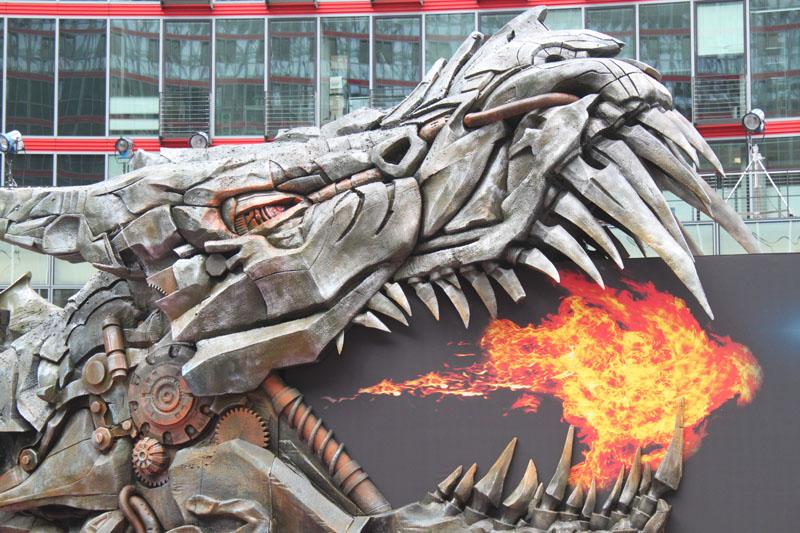Transformers 4 Europapremiere - Szenenbild 30