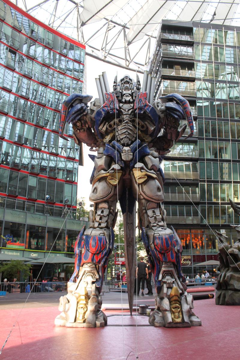 Transformers 4 Europapremiere - Szenenbild 32