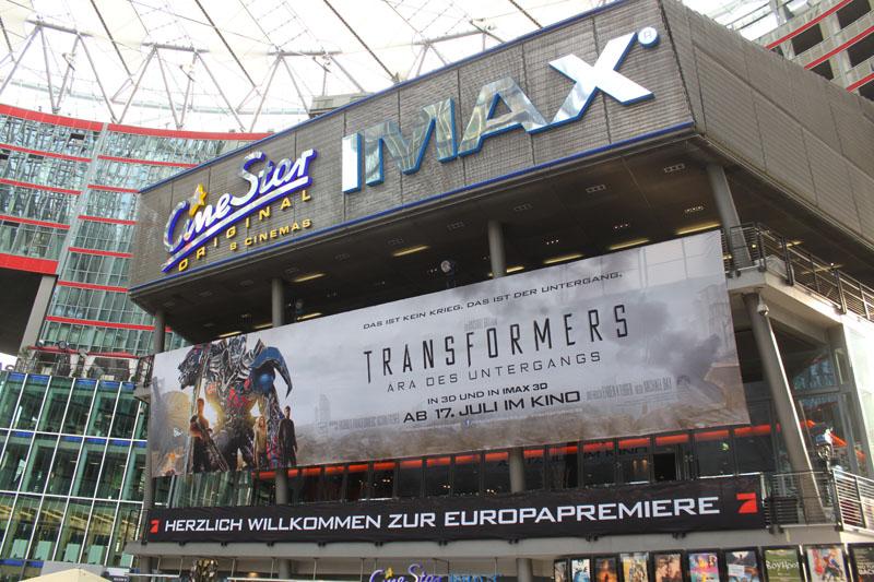 Transformers 4 Europapremiere - Szenenbild 36
